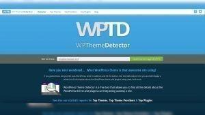 Wordpress Tema Adı Bulma