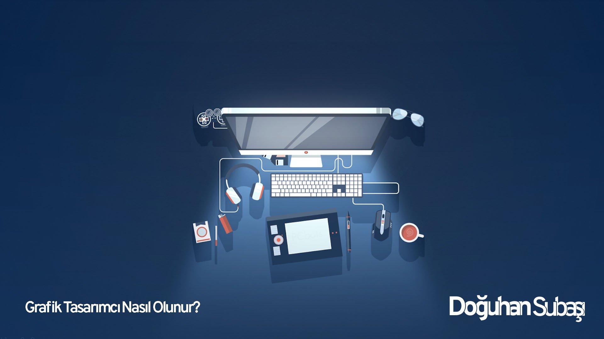 Grafik tasarımcısı ne iş yapar
